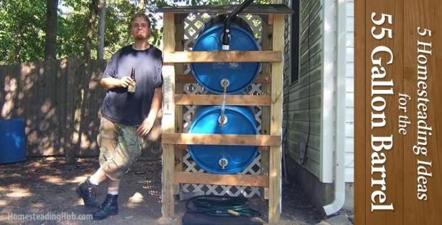 The 55 Gallon Barrel