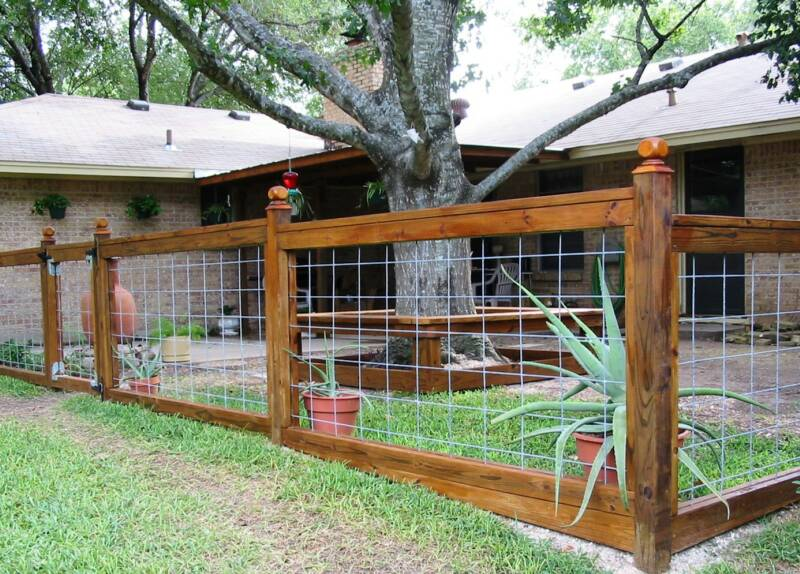 Clever & Inexpensive Fence Ideas The Homesteading Hub
