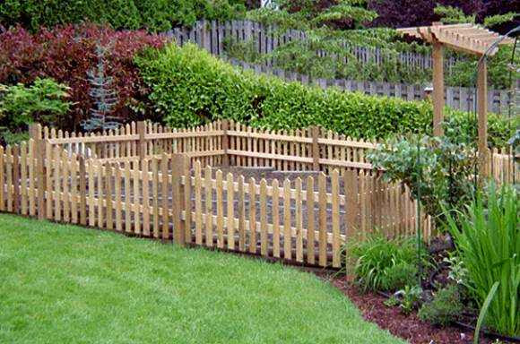 inexpensive fence ideas_3
