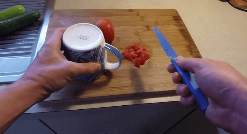 Sharpen your Knife