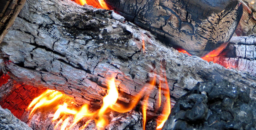 Fire - Wood Ash