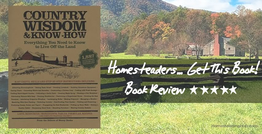 Book Review - Country Wisdom